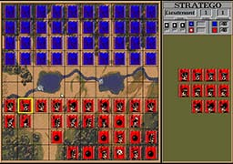 Stratego screenshot