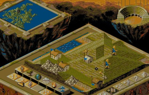 Populous2 screenshot